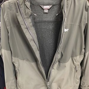 Outdoor research hooded ascent jacket size xl